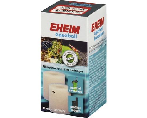 cartouche filtrante Eheim pour Aquaball 2208-2212, 2 unités