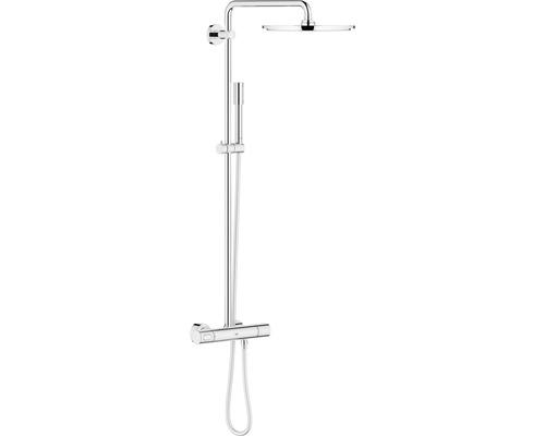 Duschsystem GROHE Rainshower System 310 2796600 chrom mit Thermostat