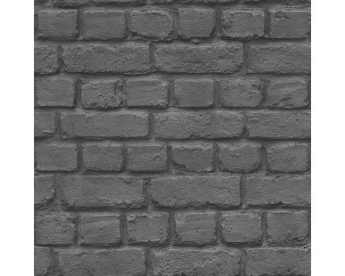 Papier peint papier 226744 Kids & Teens 2 aspect pierre noir