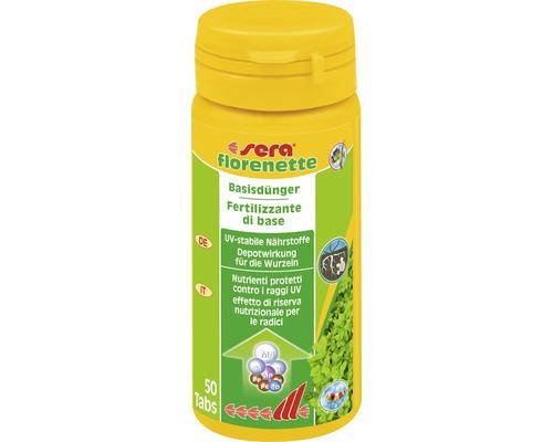 Entretien des plantes sera FLORENETTE A, 50 comprimés