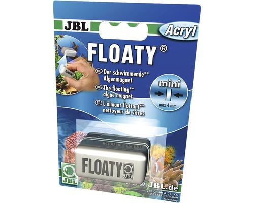 Lave-vitre Floaty JBL aimant flottant nettoyeur d''algues taille S