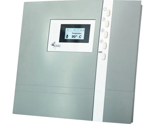 Appareil de commande Premium Bio pour poêles d''une puissance de 3,5 à 9 KW.