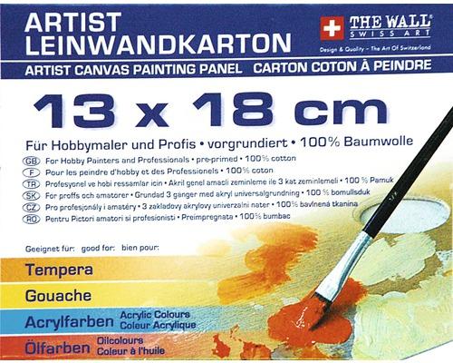 Carton à peindre 13x18 cm