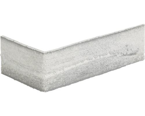 Pierre de parement pour coins gris multicolore 24x7.1 cm Elastolith