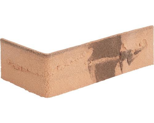 Pierre de parement pour coins Palermo 24x7.1 cm Elastolith