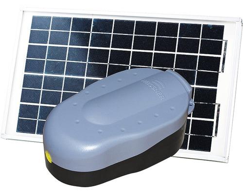 Aérateur de bassin solaire HEISSNER 120 l/h