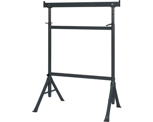 Tréteaux à cadre en métal 250 kg, réglables en hauteur