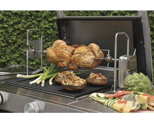 Tourne-broche Char-Broil pour barbecue pour 8762546
