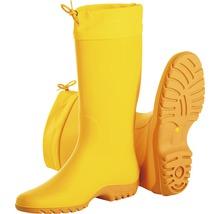 Bottes en caoutchouc Giallo jaune, taille 41