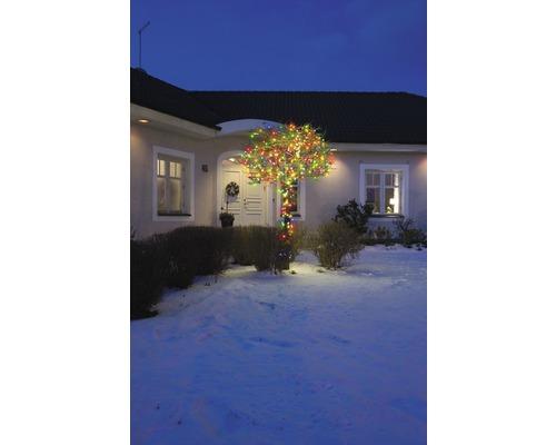 Guirlande lumineuse Konstsmide couleur d''éclairage multicolore 80 micro LED