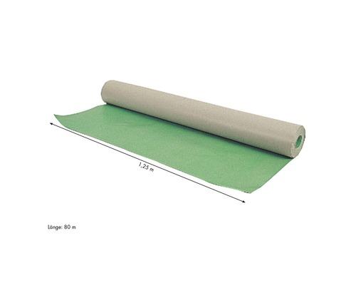 Film de protection KNAUF, papier kraft pour planchers, en rouleau, 80 x 1,25 m = 100 m²