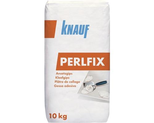 Plâtre de collage KNAUF Perlfix 10 kg