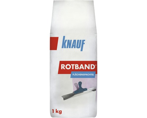 Enduit de surfaçage Rotband KNAUF 1kg