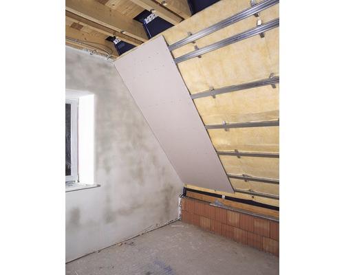 Plaque de plâtre KNAUF GKB 2.600x1.250x12,5mm la plaque standard