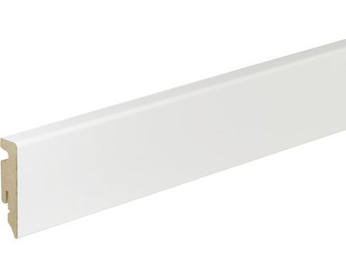 Sockelleiste Skandor weiß 15x58x2400 mm