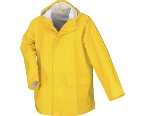 Veste de pluie PUplus jaune, taille M