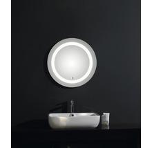 LED Badspiegel Silver Sun mit Alurahmen Ø 59 cm IP 24 (spritzwassergeschützt)-thumb-4