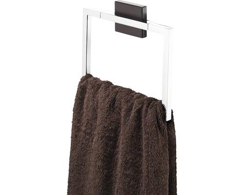 Anneau pour serviettes Zenna Wengé blanc