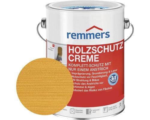 Crème de protection du bois Remmers chêne clair 750ml