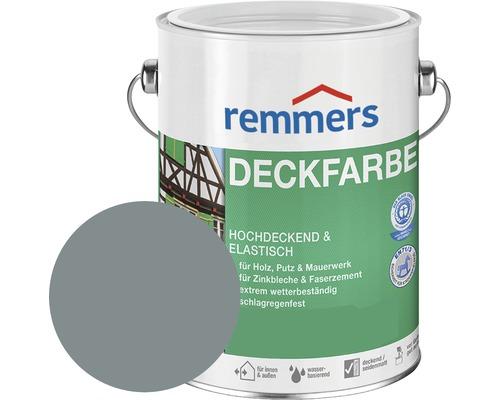 Peinture couvrante pour bois Remmers gris foncé 750ml