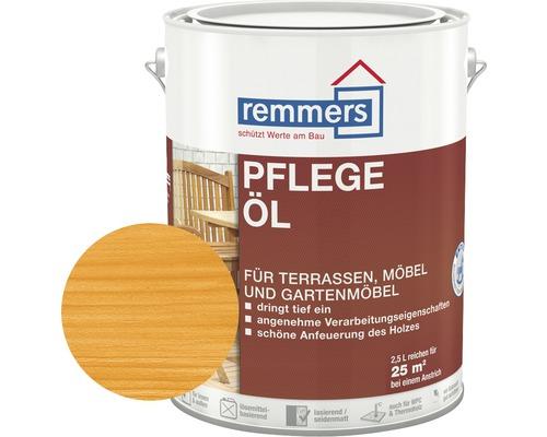 Remmers huile d''entretien mélèze 2.5L