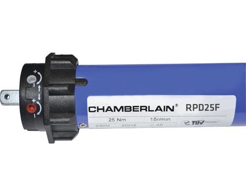 Moteur tubulaire à commande radio Chamberlain RPD25F 50 kg