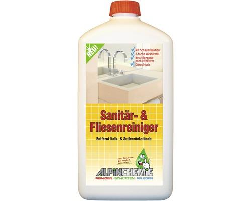Nettoyant pour installations sanitaires et carrelages, 1 litre