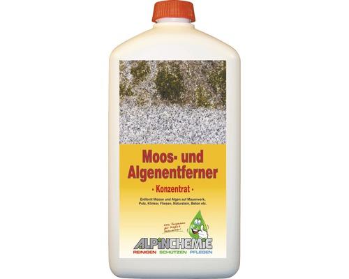 Eliminateur de mousses et d''algues 1 litre