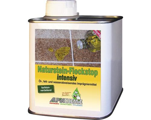 Fleckstop pour pierre naturelle intensif, 0,5 litre