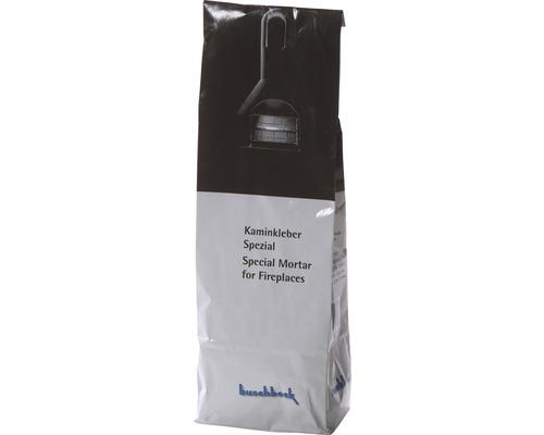 Buschbeck Colle pour cheminée blanche 1.5 kg