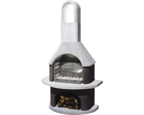 Barbecue cheminée Buschbeck Milano, 54x34cm