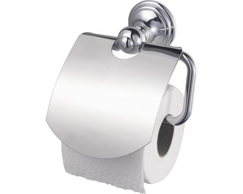 Toilettenpapierhalter Mit Deckel HACEKA Allure Chrom