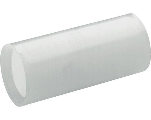 Manchon flexible M20 pour tuyau ondulé, transparent 5 unités