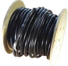 Câble souterrain NYY-J 5x6 mm² noir, marchandise au mètre sur mesure disponible dans votre magasin Hornbach-thumb-1