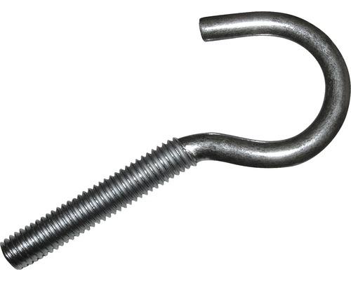 Schraubhaken gebogen M6x60 mm 20 Stück