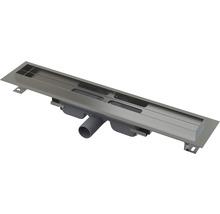 Duschrinne APZ106 550 mm 65 mm Muldentiefe für mind. 60 cm Breite Dusche edelstahl-thumb-0