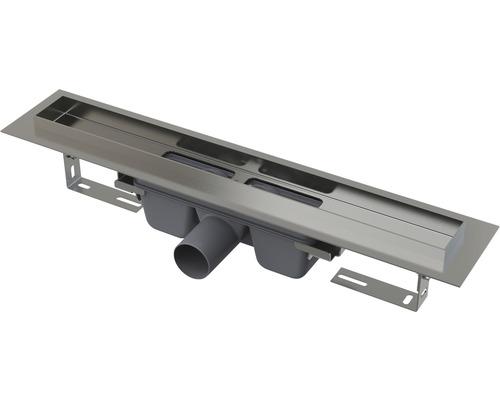Duschrinne APZ6 550 mm 95 mm Muldentiefe für mind. 60 cm Breite Dusche edelstahl