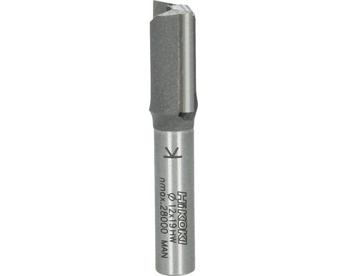 Fraises à rainer métal dur Hitachi Ø 12x64 mm