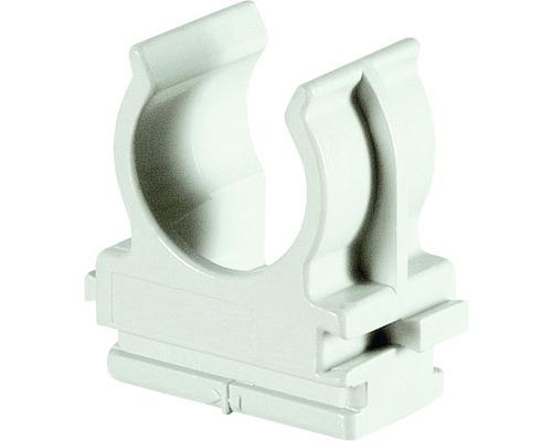 Collier de serrage M40 pour tube d''installation 5 unités