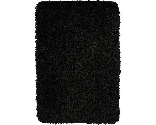 Badteppich Highland schwarz 55x65 cm Spirella