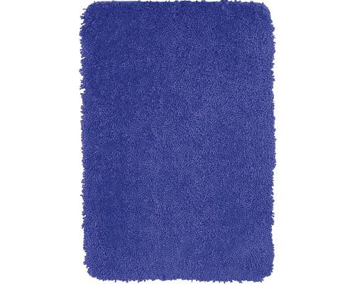 Badteppich Highland blau 60x90 cm Spirella
