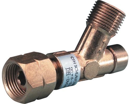 Sécurité anti-rupture des tuyaux CFH SB 118