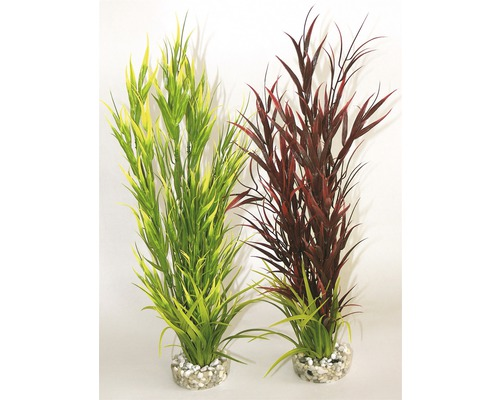 Plante en plastique Sydeco Wild Mountain 39 cm