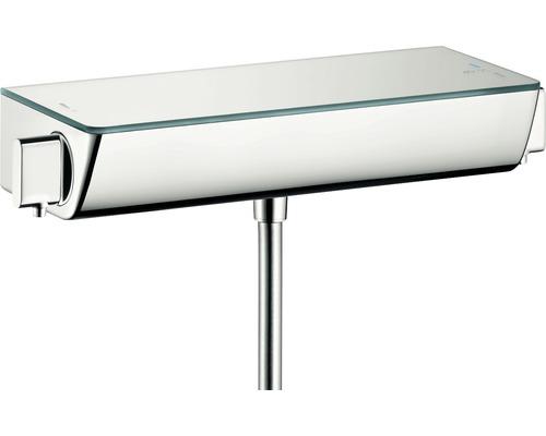 Thermostat de douchette en saillie hansgrohe Ecostat Select DN15 blanc/chrome 13161400