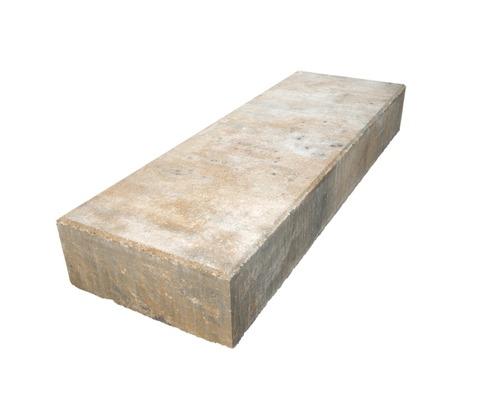 Bloc de marche en béton iStep Pure calcaire coquillier 50x35x15 cm