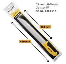 Couteau pour matériau isolant ISOVER avec lame lisse-thumb-0