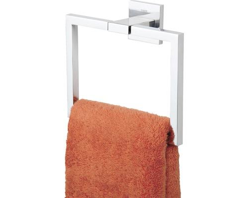 Anneau porte-serviettes Items en acier inoxydable mat