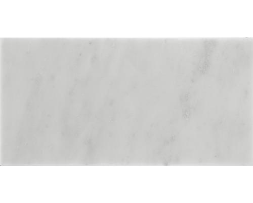 Dalles de sol Thassos blanches Marbre 30,5x61 cm