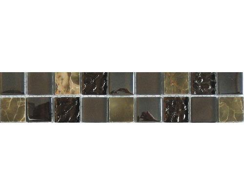 Bordure GL-52498, marron, 29,8 x 4,8 cm