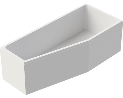 Support de baignoire pour baignoire Miniform gauche 1570x750mm